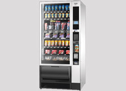 Vending Machines - Samba